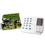 Digital Frontier Security System DFA3300 (8 Zones DF Alarm)