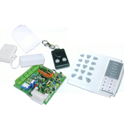 Digital Frontier Security System DFA3400 (8 Zones DF Alarm)