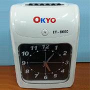 OKYO Time Recorder (Analog)