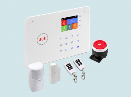 Wireless / GSM Alarm System Easy Self Installation