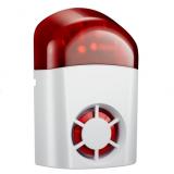 Smart Wireless Outdoor Alarm Siren